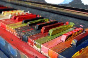 נגינה בפסנתר 1234