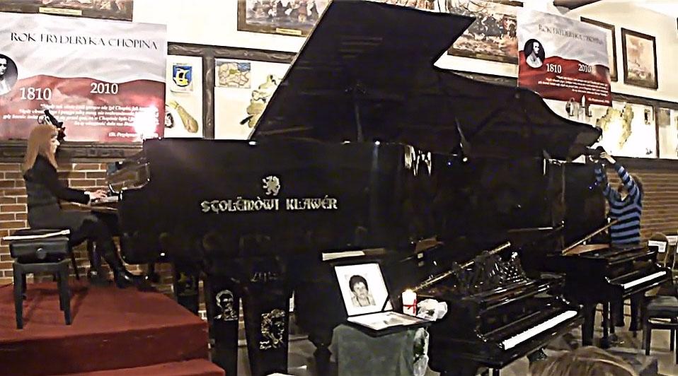 הפסנתר הגדול ביותר בעולם